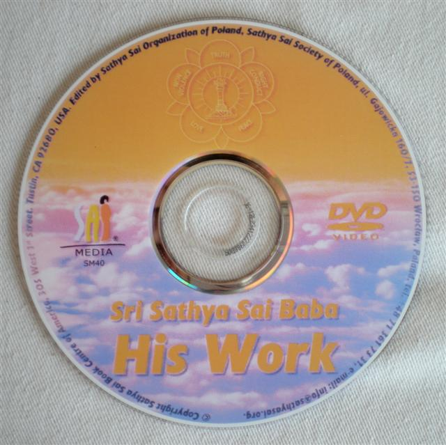 His Work (DVD)